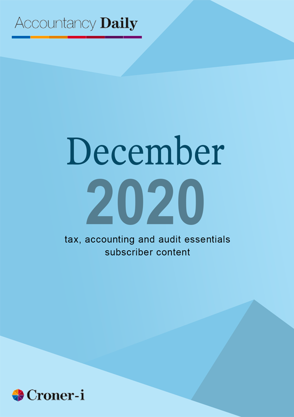 Accountancy Daily December 2020