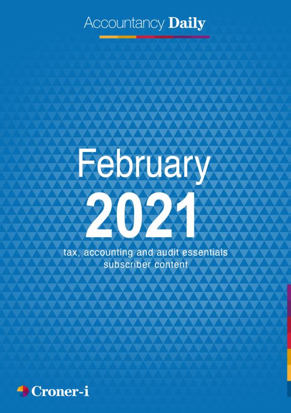Accountancy Daily February 2021