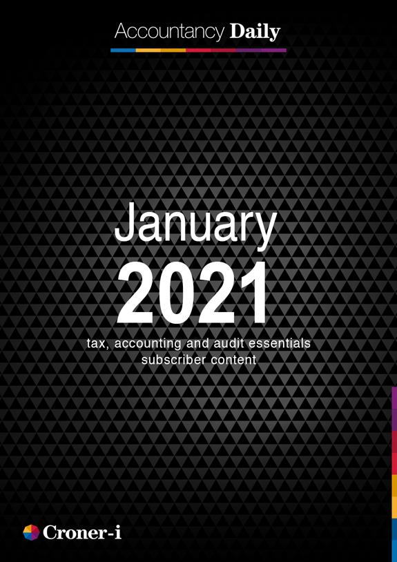 Accountancy Daily January 2021
