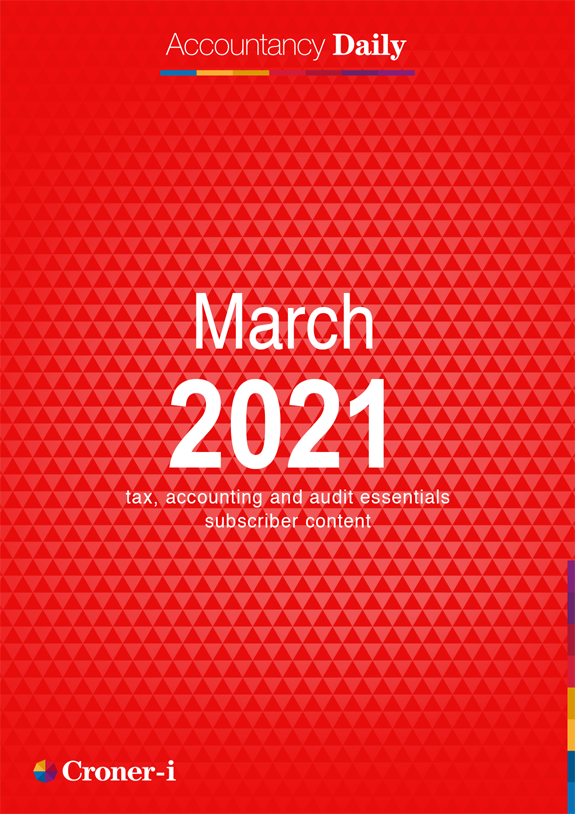 Accountancy Daily March 2021
