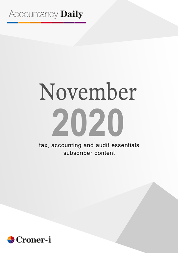 Accountancy Daily November 2020