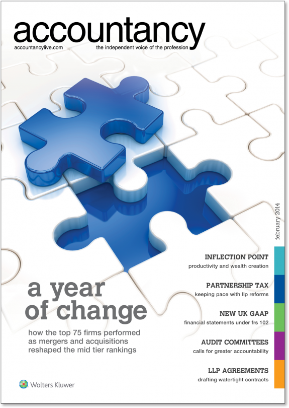 Accountancy February 2014