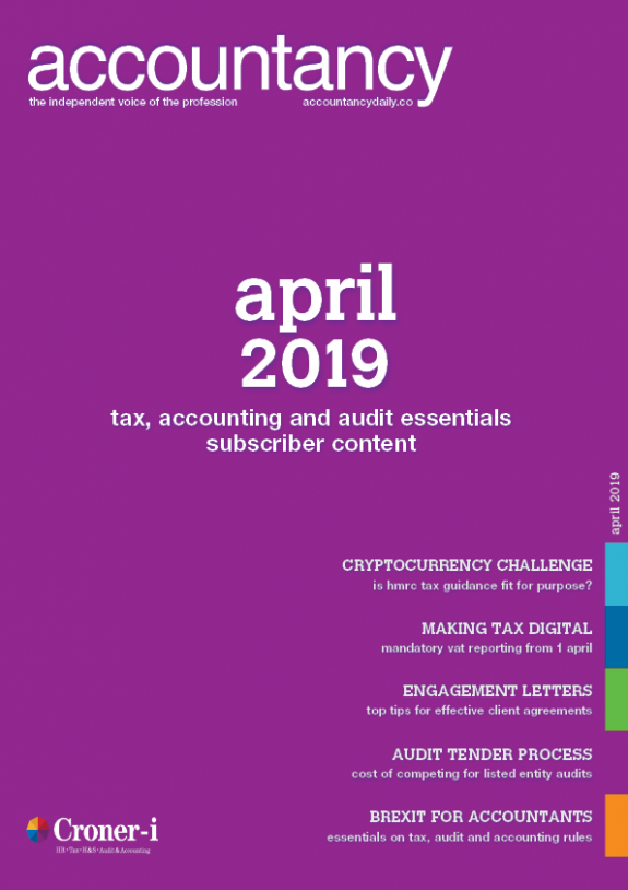 Accountancy Daily April 2019