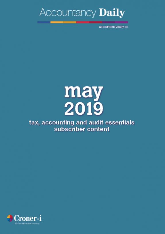 Accountancy Daily May 2019