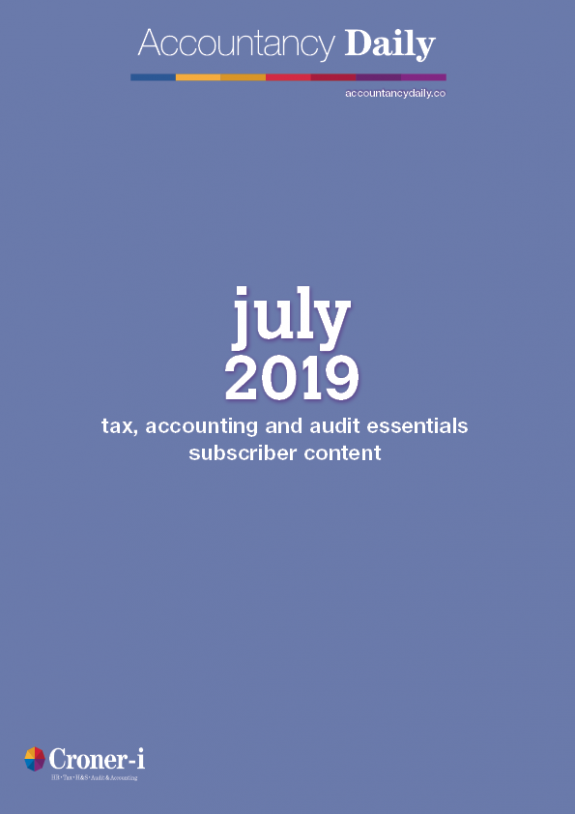 Accountancy Daily July 2019