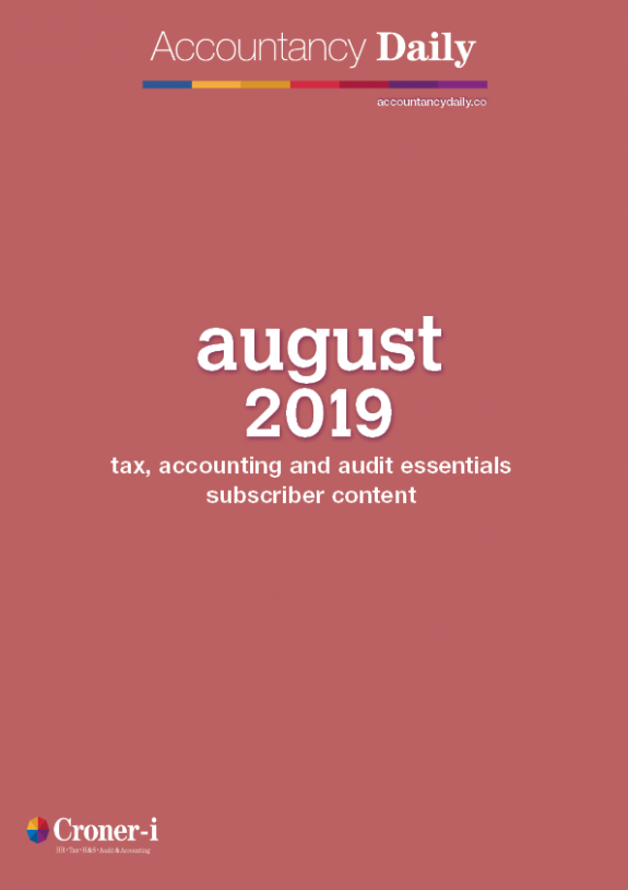 Accountancy Daily August 2019