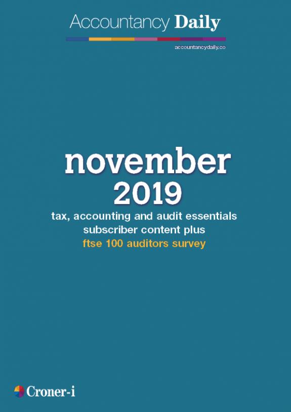 Accountancy Daily November 2019