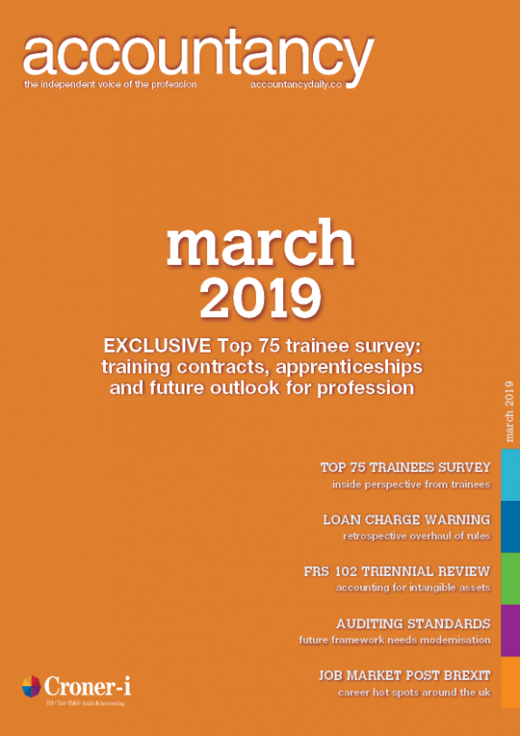 Accountancy Daily March 2019