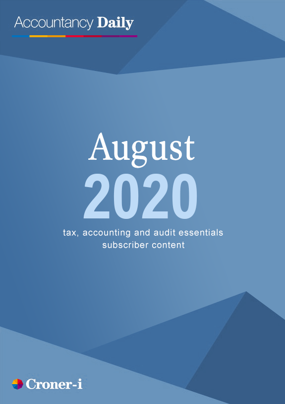 Accountancy Daily August 2020