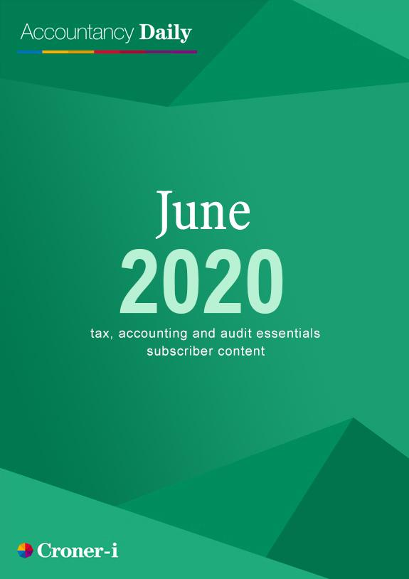 Accountancy Daily June 2020