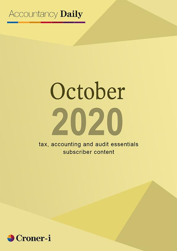 Accountancy Daily October 2020
