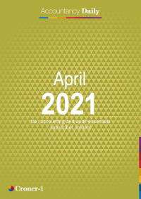 Accountancy Daily April 2021