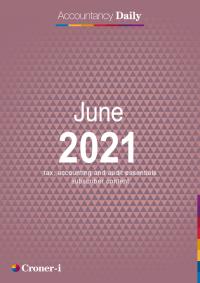 Accountancy Daily June 2021