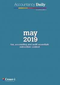 Accountancy Daily May 2019
