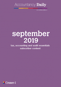 Accountancy Daily September 2019