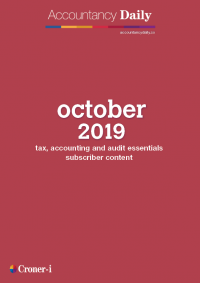 Accountancy Daily October 2019