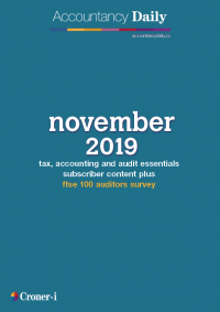 Accountancy Daily November 2019