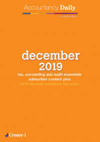 Accountancy Daily December 2019