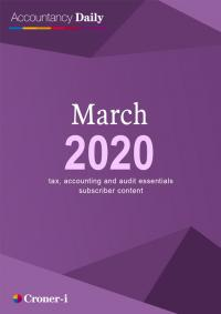 Accountancy Daily March 2020